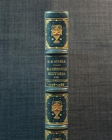 Stråle, Gustaf Holdo: Mariebergs historia och tillverkningar 1758-1788.