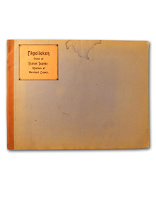 Tegnér, Esaias (text) | Crusell, Bernhard Henrik (musik): Fågelleken.