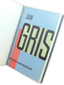 (Gris, Juan) - Juan Gris. Berner Kunstmuseum 29. Oktober 1955-2. Januar 1956.
