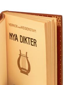 Heidenstam, Verner von: Nya dikter.