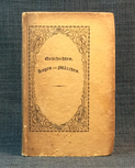 E. T. A. Hoffmann / First edition