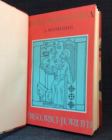 Dahl, Svend: Bokens historia.