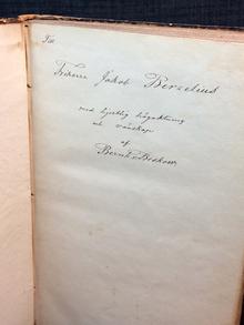 Beskow, Bernhard von: Dramatiska studier. 1-2 (av 3).