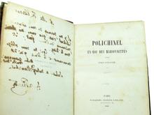 Lorentz, Alcide-Joseph: Polichinel, ex-roi des marionnettes devenu philosophe.