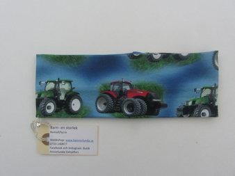 Pannband traktorer