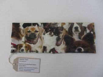Hundar pannband