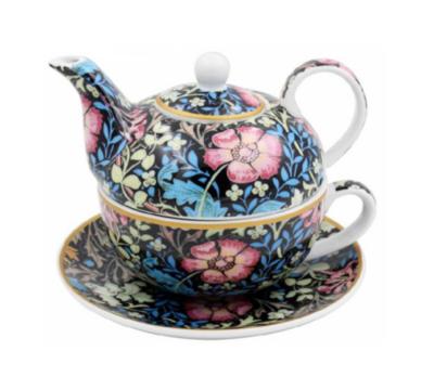 Tea For One Set - William Morris Compton  - Kopp & Kanna