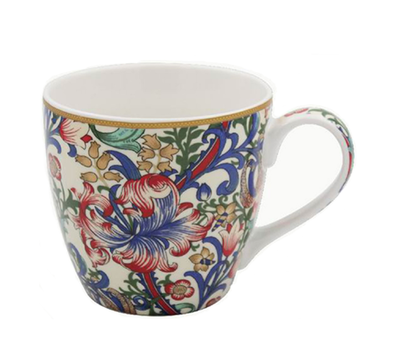 William Morris New Golden Lily - Frukostmugg
