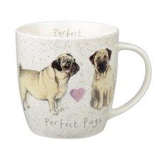 Perfect Pugs - Mugg