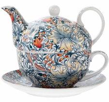Tea For One Set - Morris Golden Lily  - Kopp & Kanna
