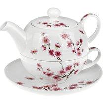 Cherry Blossom - Tea for one set