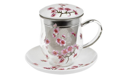 Cherry blossom - Temugg i glas