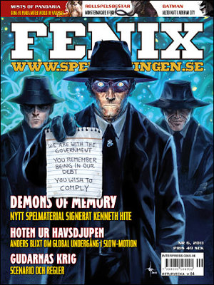 Fenix nr 6, 2011