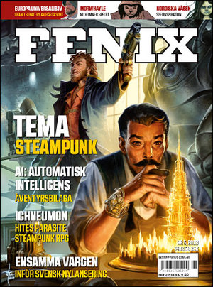 Fenix nr 5, 2013