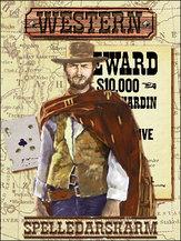 Spelledarskärm (Western III)