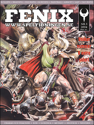 Fenix nr 3, 2004