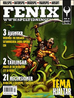 Fenix nr 4, 2005