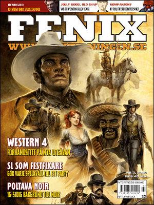 Fenix nr 3, 2009