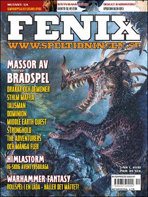 Fenix nr 1, 2010