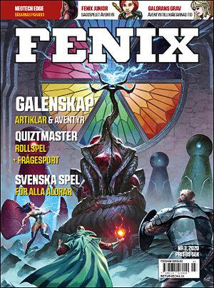 Fenix nr 3, 2020