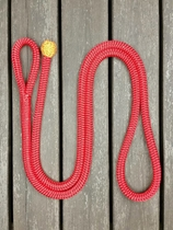 Lead rope with loop and end knot - 14 mm
