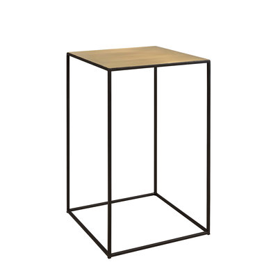 SANDRO GOLD Side table / Bedside table