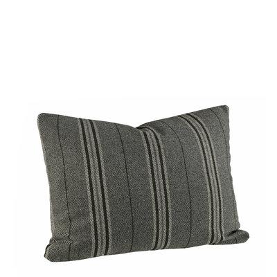 WEASLY STRIPE BLACK Cushioncover