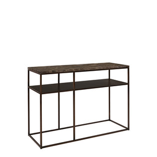 SCALA Console table