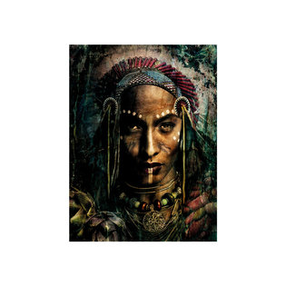 INDIAN PORTRAIT GN8348