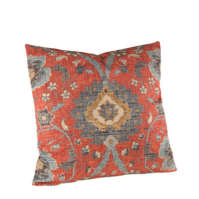TURKISH DELIGHT SCARLET Cushioncover