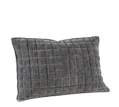 POSH GREY Cushioncover