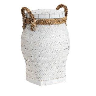 DAVAO Snake Basket L