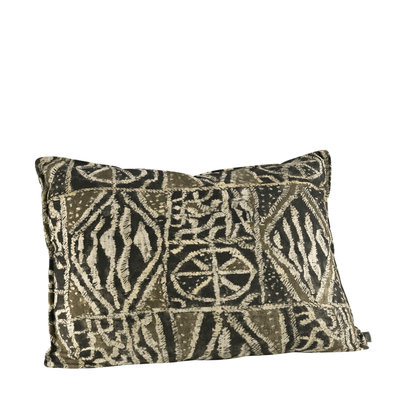 INTRIGUE PEWTER Cushioncover