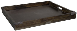 SQUARE KINGS ROAD Tray Antique