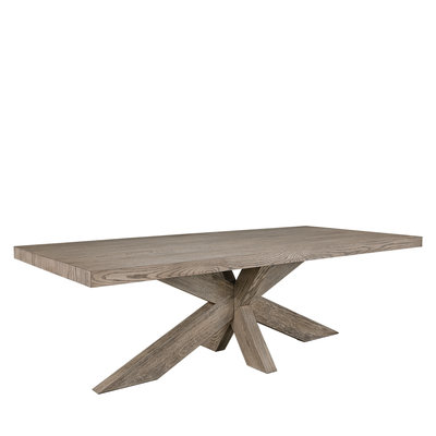 HUNTER Rect Dining table