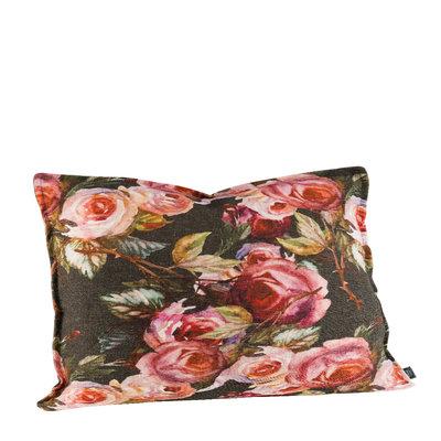 ROSALIA FLOWER PRINT Cushioncover