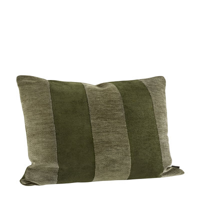 OLEANDRA STRIPE MILITARY Cushioncover