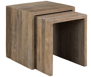 BISON Sidetable 2-set