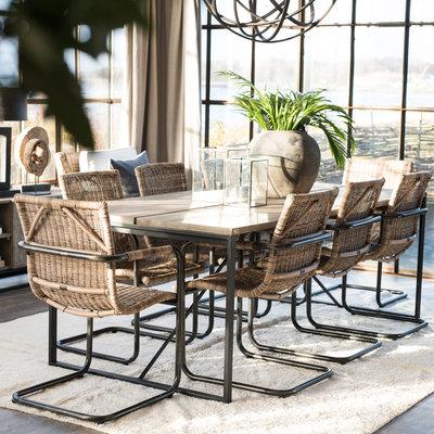 ZOLA Dining armchair