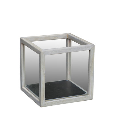 LANTERN INSTANT GREY Square Small