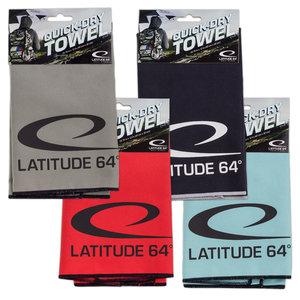 LATITUDE 64°/DD  QUICK-DRY TOWEL
