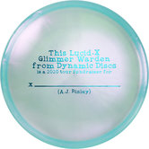Warden Lucid-X  Glimmer - AJ Risley 2020 Team Series Volume 2