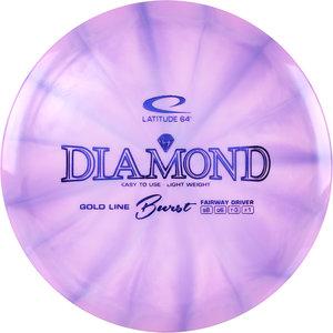 Diamond Gold Burst