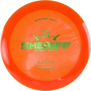 JUNIOR SHERIFF LUCID