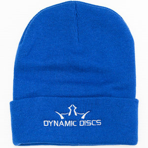Dynamic Discs Beanie Solid Knit
