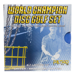 Retro World Champion Starter Pack