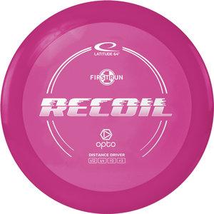 Recoil Opto First Run