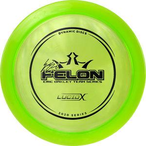 Felon Lucid-X Eric Oakley Team Series 2020