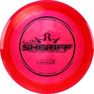 Sheriff Lucid-X  - Paige Shue 2020 Team Series