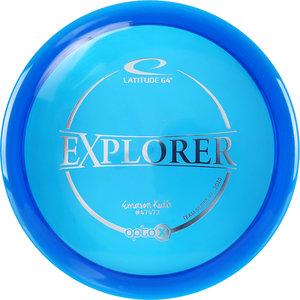 EXPLORER Opto-X  Emerson Keith team disc 2020